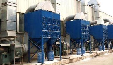废气处理设备处理有机废气工艺及注意事项