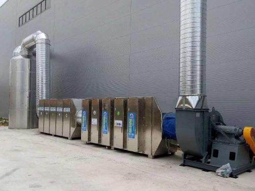 焦化厂废气处理有哪些常用方法