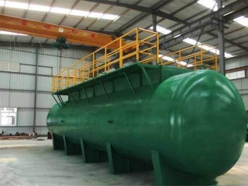 实验室废水废液一体化设备工艺