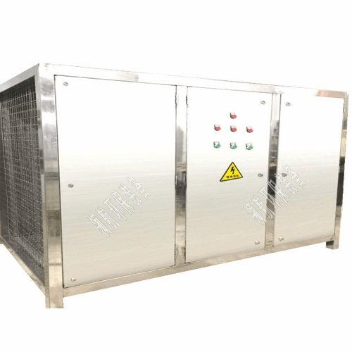 广州废气处理设备在废气处理在源头上还是比较简单的