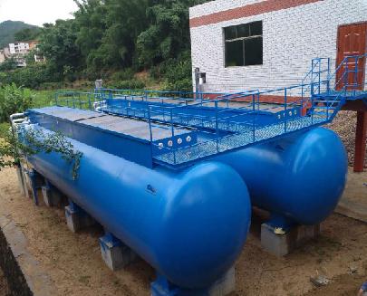 污水处理设备安装问题及原因