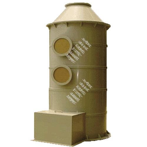 圆形喷淋塔