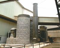 窑炉脱硫处理