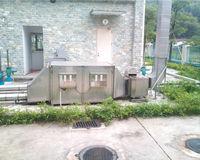 提升泵站除臭处理
