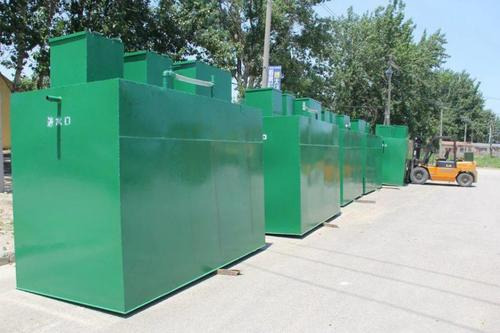广州污水一体化设备