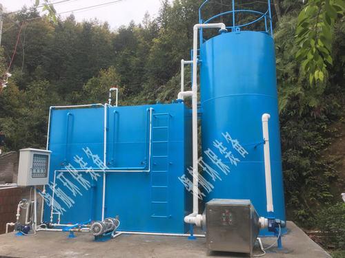 广州污水处理设备